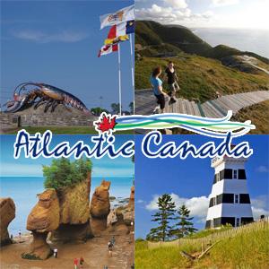 【6日游】加拿大海洋三省深度全景模式一站式体验之旅 $559 CAD/人 周周发团